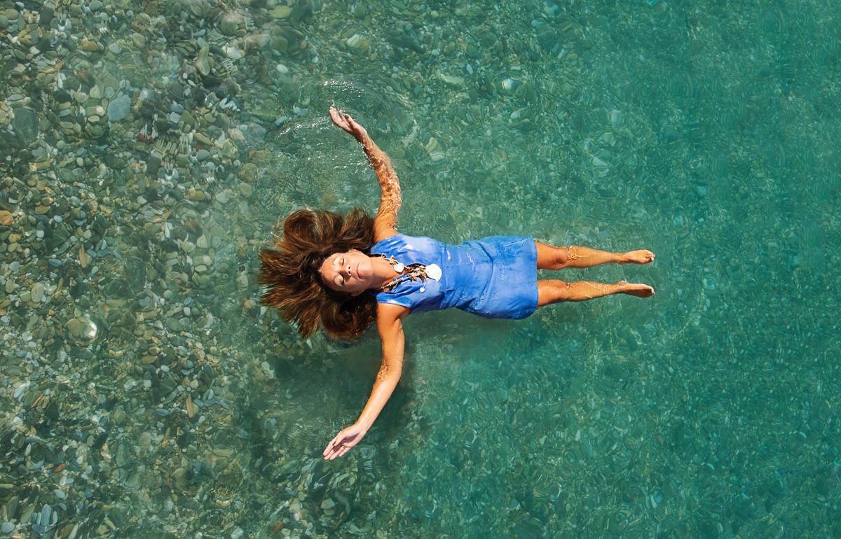 Vatten representerar ditt personliga flöde i livet samt din förmåga att hålla balansen i olika situationer.